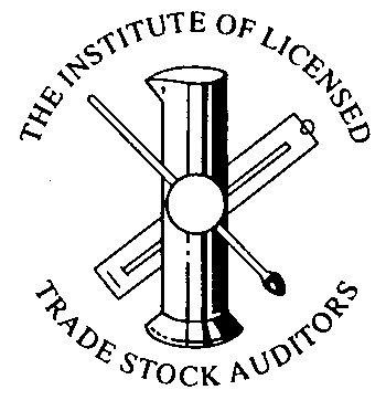 stocktaking, logo, iltsa, institute of licensed trade stock auditors,